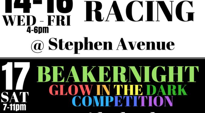 Beakerhead Sep 14-18, 2016