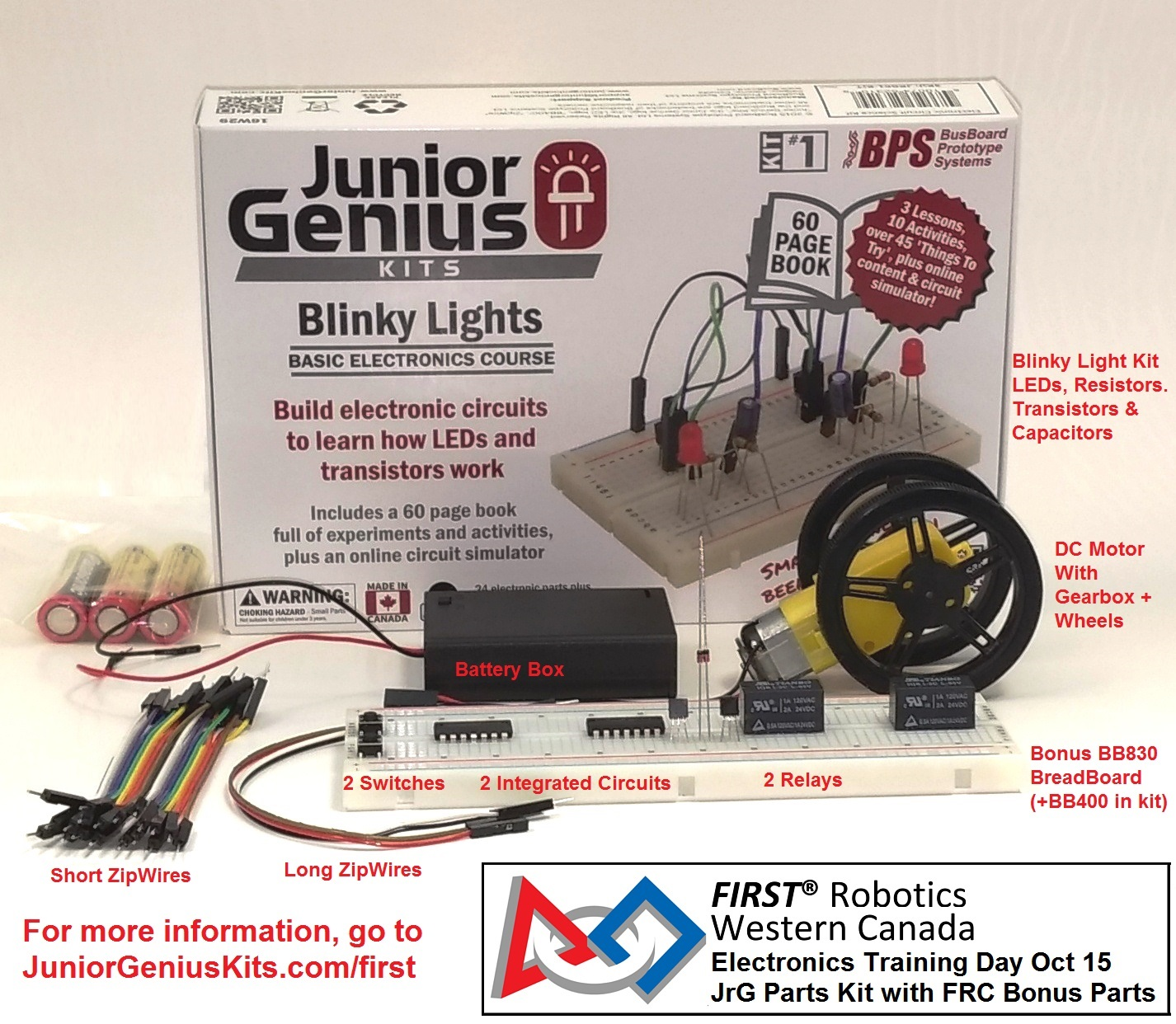 Join Our Calgary Electronics Class First Western Canada Light Switch Wiring On A The Half Of Day Will Focus Basic Electricity